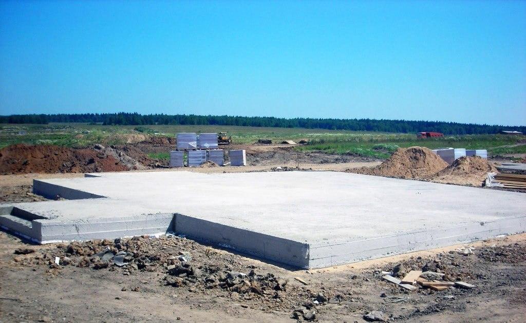 бетон монолит псков